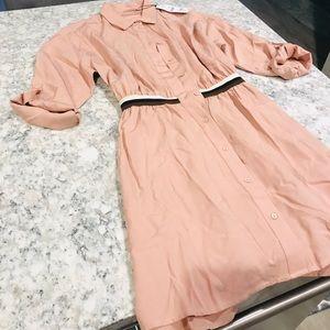 NEW ZARA Dress Large